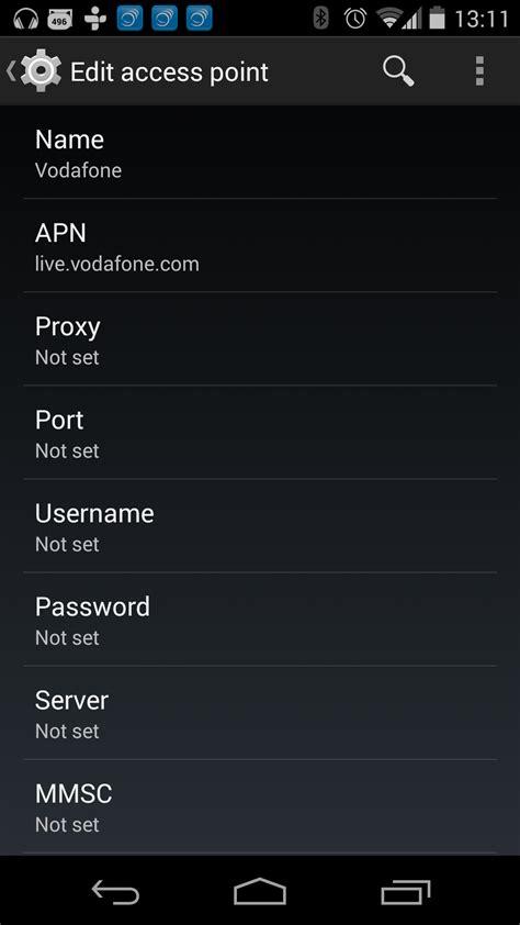 mobile data vodafone vodafone lte mobile data on cyanogen mod digital nomad
