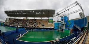 on sait maintenant pourquoi l39eau du bassin olympique est With pourquoi l eau de la piscine est verte