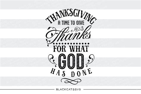 Bogo free christmas packs are available 12/7 and 12/8. Thanksgiving - a time to give thanks - SVG file Cutting ...