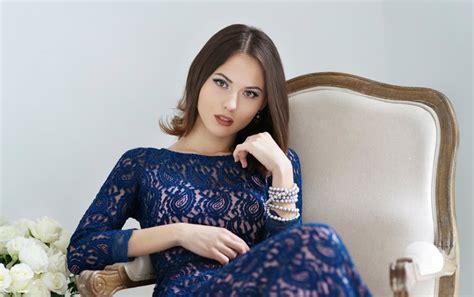 Обои платье розы взгляд catherine timokhina максим максимов для рабочего стола 89528