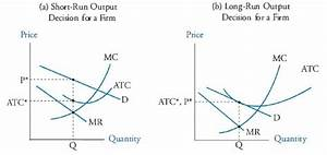 The Monopolistically Competitive Firm In The Diagram Is