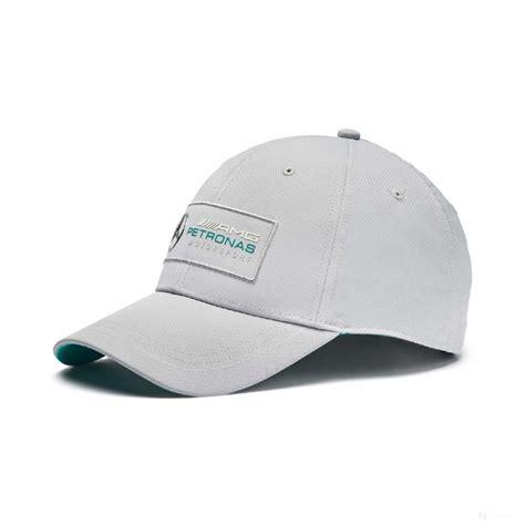Unboxing 2018 mercedes f1 team kit. 2019, Silver, Adult, Puma Mercedes Team Logo Baseball Cap