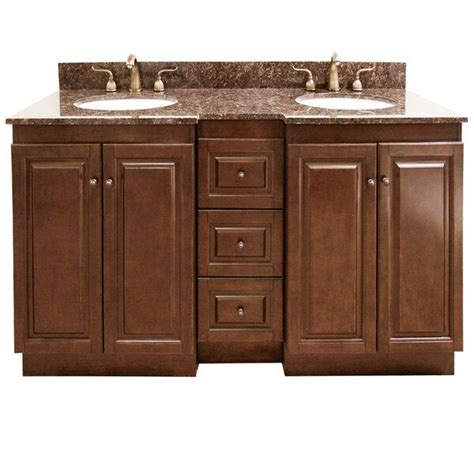 shop granite top   double sink bathroom vanity
