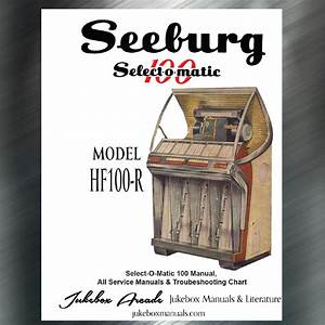 Printed Jukebox Manuals