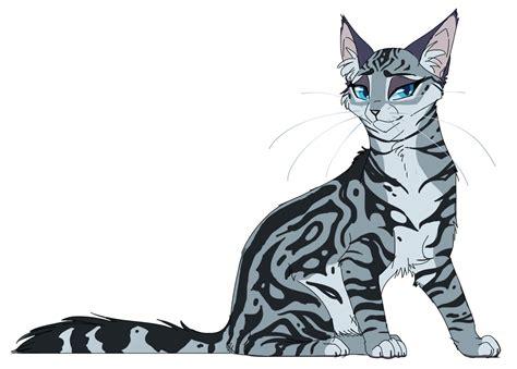 warrior cat warrior cats designs 100 warrior cats challenge 22 silverstream feel