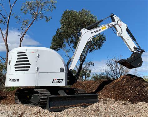 remote controlled bobcat  excavator