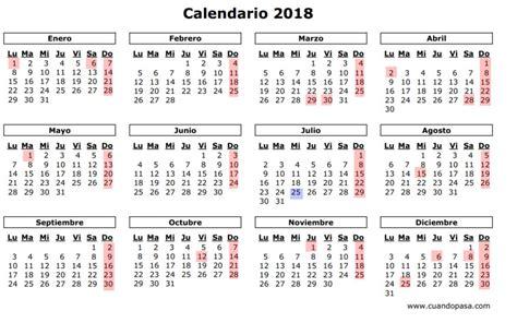 asi sera el calendario laboral de   el de