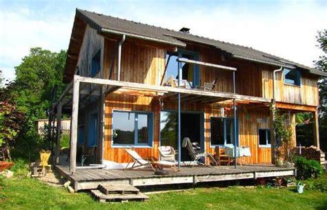 maison bois a vendre maison en bois bioclimatique 224 vendre entre riom et montlu 231 on puy de d 244 me 63 auvergne quot la