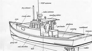 Maine Lobster Boat Diagram  Joescrabshack