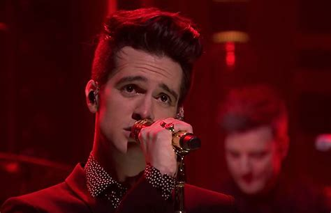 """Watch P!atd's Electric First Live Performance Of """"say Amen"""