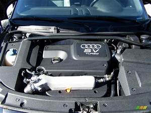 2003 Audi Tt 1 8t Roadster 1 8 Liter Turbocharged Dohc 20