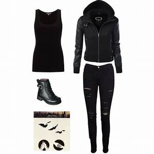 23 best Divergent Trilogy Inspired Outfits images on ...