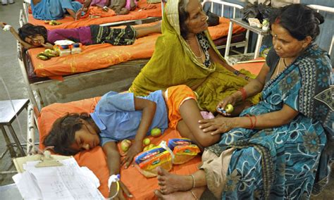 Fearful Indian Children Refuse Free Meals After Deaths