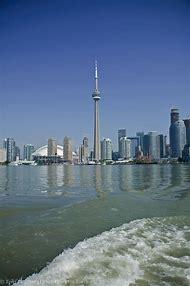 CN Tower Toronto Island