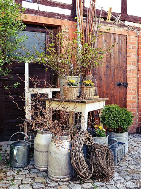 Garten Gestalten Hauswand by Innenhofdekoration Dekoration Mit Zinkgef 228 223 En