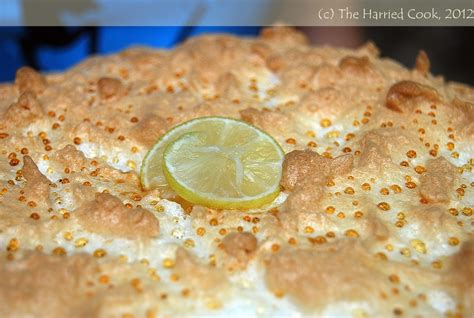 how to keep meringue from weeping the harried cook lemon lime meringue pie