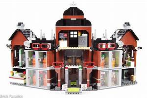 The LEGO Batman Movie Build – Arkham Asylum Upgrade ...