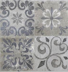 Wandgestaltung Vintage Look : der neue trend fliesen mit ornamenten im vintage style ~ Lizthompson.info Haus und Dekorationen