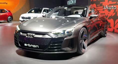 590 Zs sportiskai braukšanai - Audi e-tron GT koncepts ...