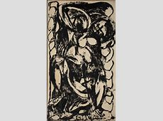 Jackson Pollock Blind Spots, Studio International