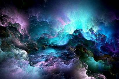 Abstract Clouds Fractal Background Desktop Wallpapers Px