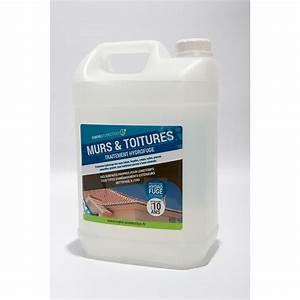 Traitement Anti Mousse : traitement toit murs anti mousse nanoprotection ~ Farleysfitness.com Idées de Décoration