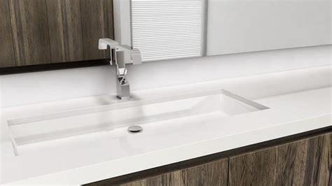 vc836u 36 quot undermount bathroom trough sink client