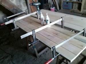 Comment Reparer Des Volets En Bois Abimes : comment construire des volets en bois youtube ~ Premium-room.com Idées de Décoration