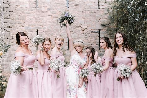 A Floral Wedding Dress For A Laid-back And Lovely Barn