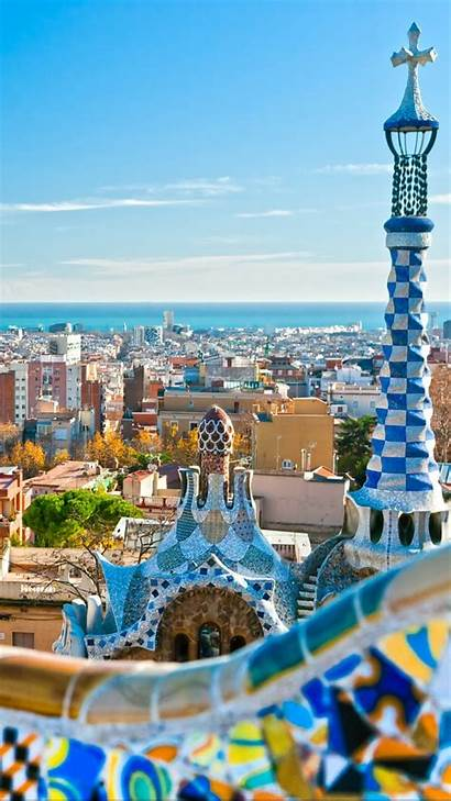 Barcelona Spain Wallpapers Europe Places Travel Iphone
