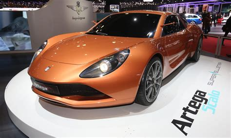 Artega Scalo Superelletra Is An Electric Supercar Designed