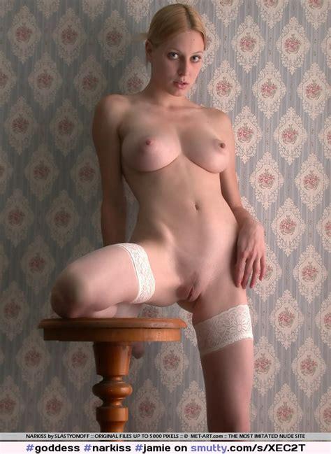 Narkiss Jamie Hot Sexy Blonde Bigboobs Amazing