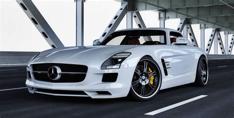 Free 3d mercedes models available for download. KIS Cars - Supercars: 2011 WheelsandMore Mercedes Benz SLS AMG