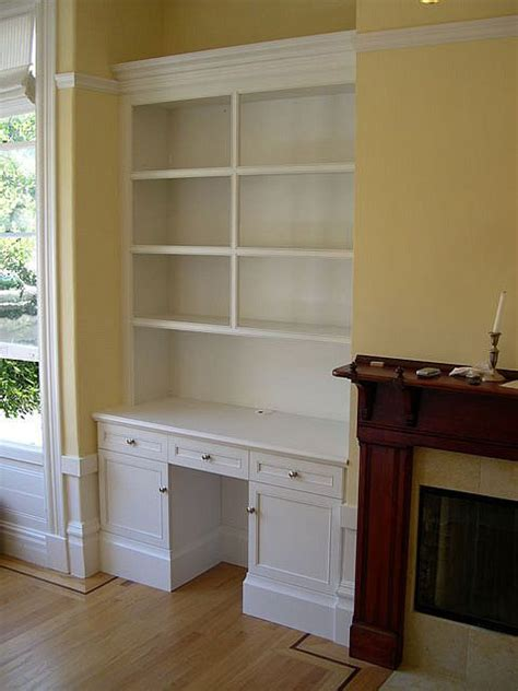 bookcase with desk built in 27 best built in bookcases with cabinets images on