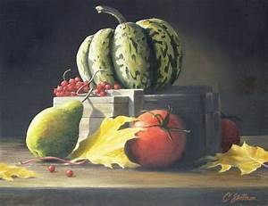 Another Still Life Painting – Autumn Theme with Carnival ...