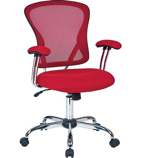mesh seat computer chair in office chairs