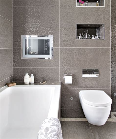 Modern Kitchen Remodel Ideas - cool bathroom ideas photos 4 glamourous modern with inset shelving furniture for small bathrooms