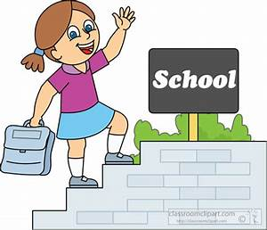 Go To School Clipart - Cliparts.co