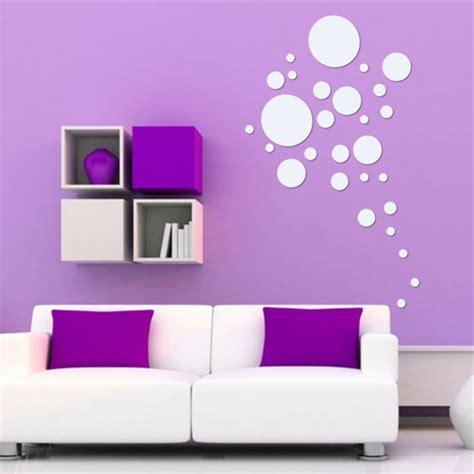 les stickers miroir une idée créative pour la décoration