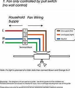 How To Wire A Ceiling  Light Combo Nice Hunter 3 Speed