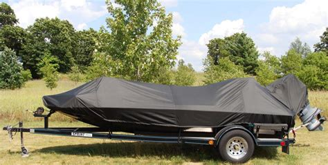 Boat Cover Pictures by Coverquest Bass Tracker Boat Covers Bimini Tops