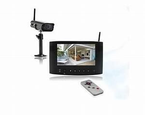 Video Surveillance Sans Fil : cam ra de surveillance wi fi vision nocturne escam g02 ~ Dailycaller-alerts.com Idées de Décoration