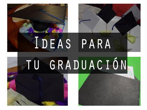 decoraciones  graduacion youtube