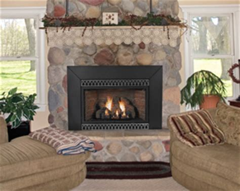 empire fireplace inserts empire medium innsbrook vent free gas fireplace insert