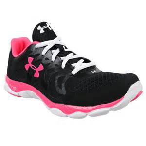 Under Armour Shoes Micro G Black