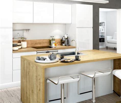 cuisine taupe et blanc you fabricant de cuisines aménagées salles de bains