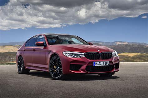 F90 BMW M5 vs F10 BMW M5 -- Spec and Dimension comparison