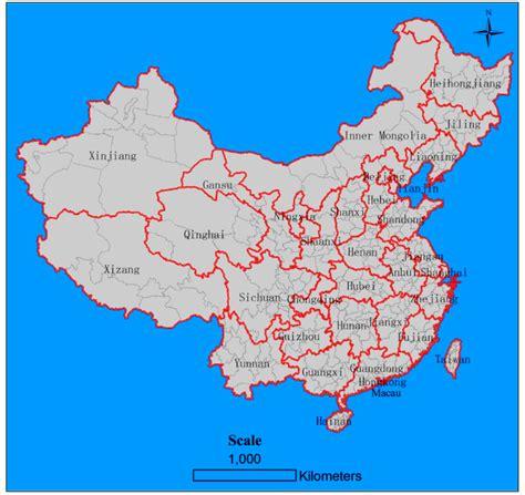 sustainability  full text multi scale measurement  regional inequality  mainland