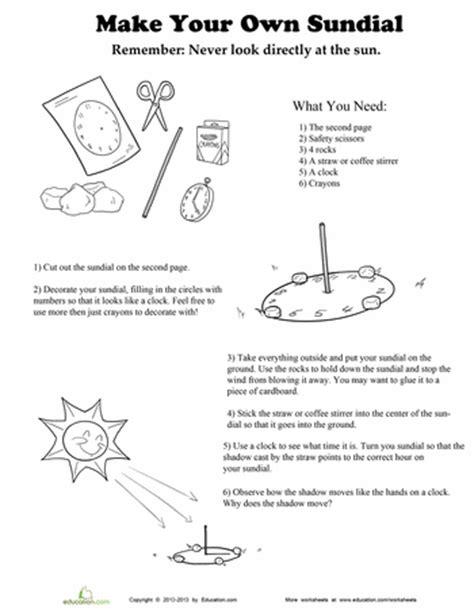 sundial solar system homeschool
