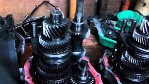 Vauxhall Zafira 1 6 16v Petrol F17 Gearbox Transmission